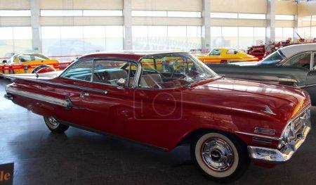Car Chevrolet Impala 1960
