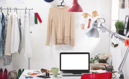 A fashion creative space.