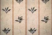 Traditional wallpaper pattern