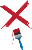 Paintbrush X