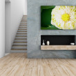 Interior design concept, 3d rendering