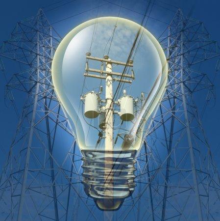 Electricity Concept
