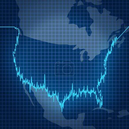 amerikanischer Aktienmarkt