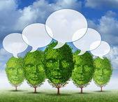 Rostoucí komunita komunikace