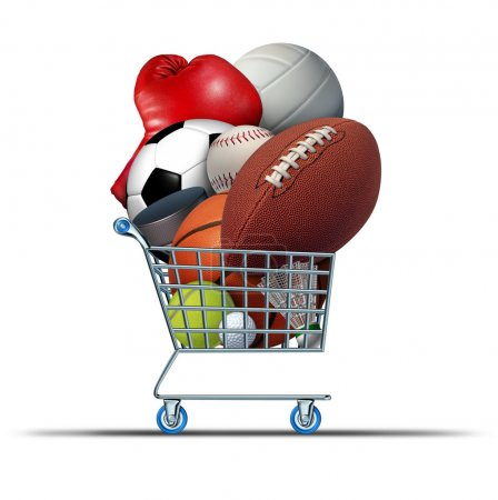 Sports Equipment Shopping