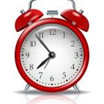 Постер, плакат: Vector alarm clock