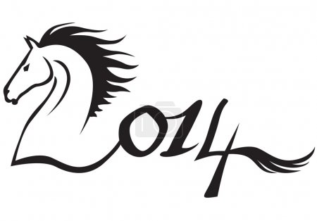 2014 Horses year