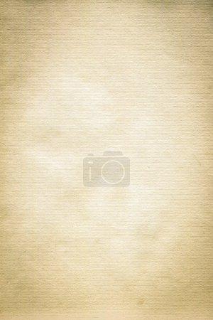 Photo pour Typique vieux fond de papier . - image libre de droit