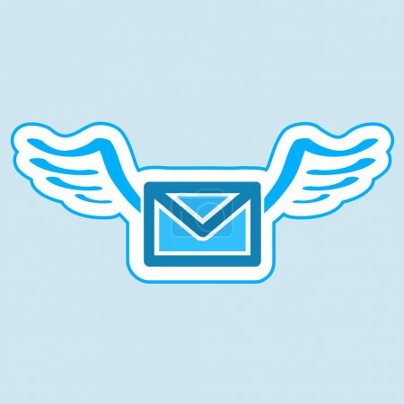 Mail symbol.