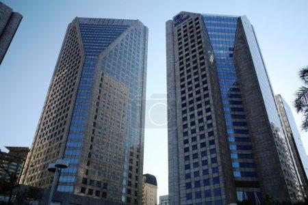 Photo pour Entreprise de bâtiments à sao paulo au Brésil - image libre de droit