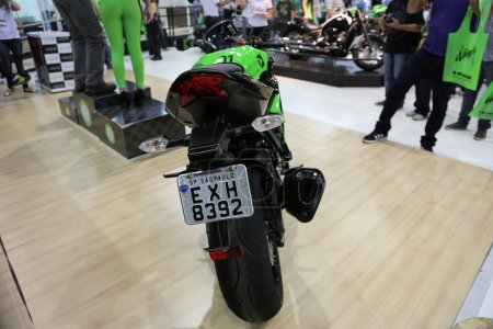 Motorcycle kawasaki ninja ZX6R