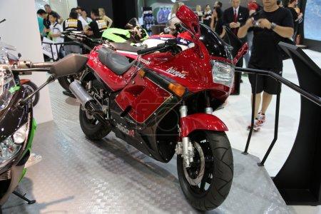 Kawasaki ninja 1000R Red