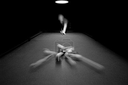 Sports cue tip billiard pool table cue billiard dynamics Shop billiard ball motion blur