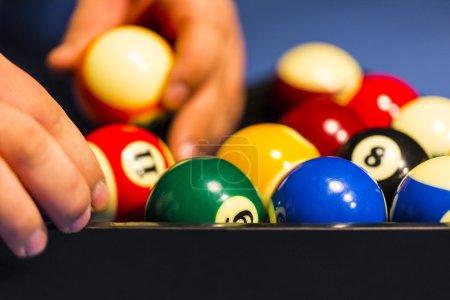 Sports cue tip billiard pool table cue chalk allow Carom Billiard Ball Store