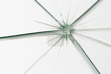Glassbreak glass crack damage insurance splinter broken shards theft burglar accident