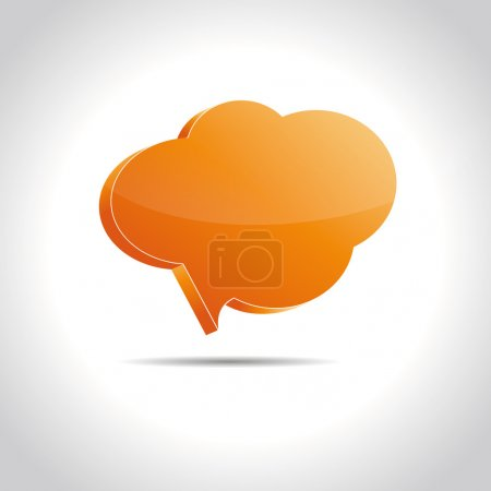 Talking bubble speech bubble thought bubble icon bubble help answer mindmap internet advertising faqs comic