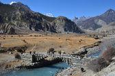 Nepál trekking kolem Anapurna památkovou rezervací