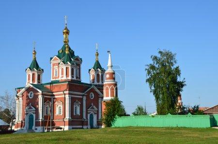 Holy Cross Cathedral (Krestovozdvizhensky cathedral in Brusensky monastery in Kolomna