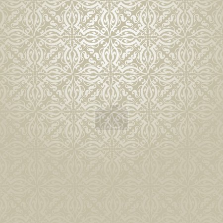 Illustration pour Papier peint vectoriel gris - image libre de droit
