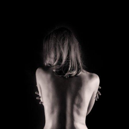 Woman Backbone