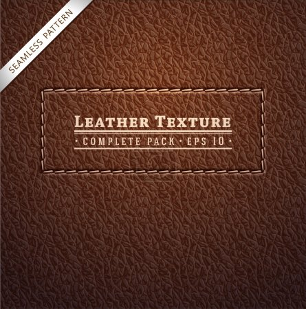 Photo for Leather texture - Royalty Free Image