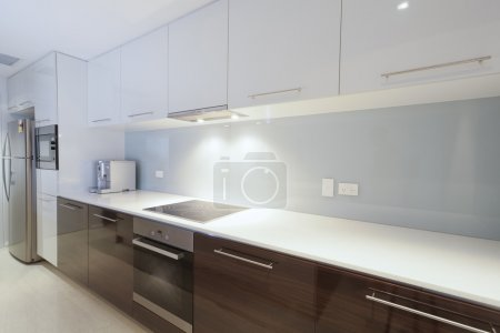 Stylish new kitchen
