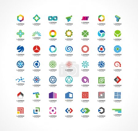 Illustration for Icon design element - Royalty Free Image