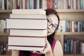 Student hospodářství tlusté knihy
