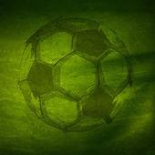 Vector Watercolor Soccer Ball