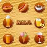 Food and drinks menu...
