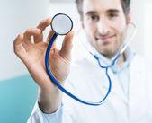 Doktor s stetoskop