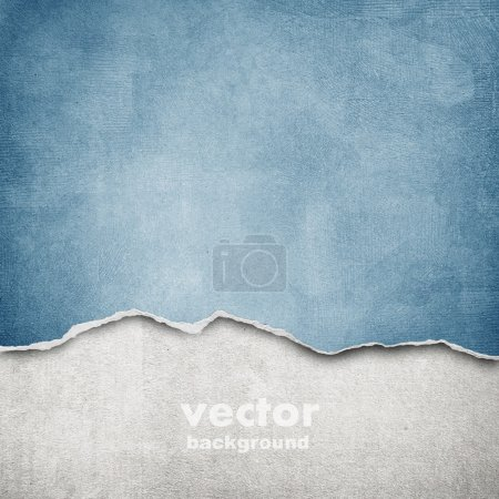 Illustration for Grunge retro vintage paper texture background - Royalty Free Image