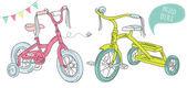 Jízdní kola pro děti