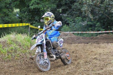 Motocross in Valdesoto Asturias Spain