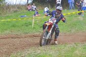 Motocross in Sariego, Asturias, Spain