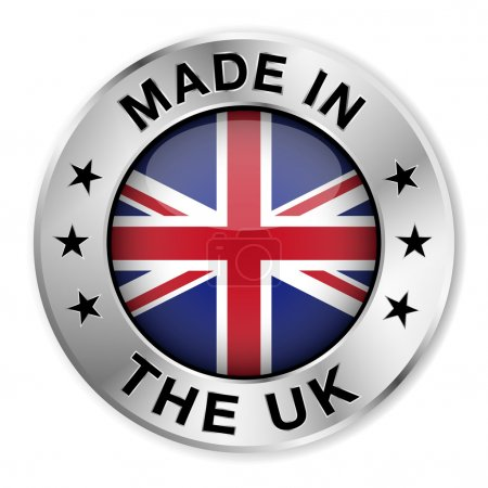Made In The UK Silver Badge