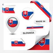 A gyűjtemény Szlovákia