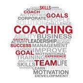Coaching Business Management Concept