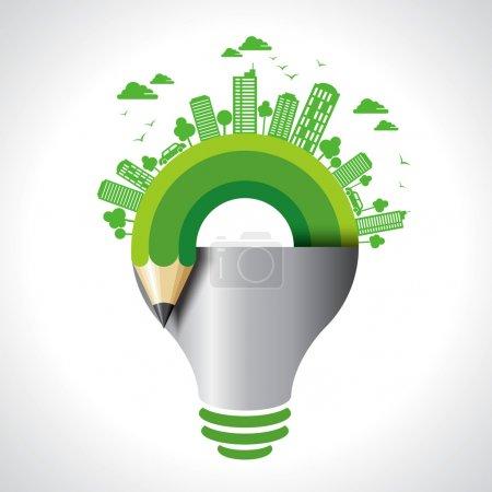 Save earth idea