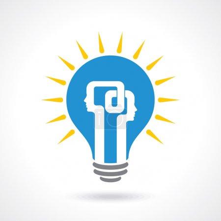 Idea exchange concept