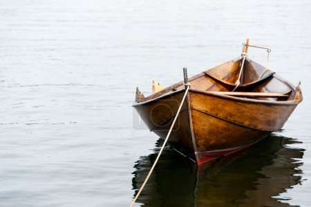 Rowboat in Oslo