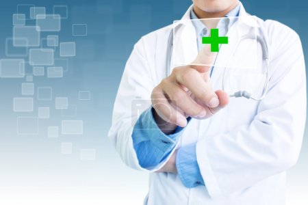 Photo for Medical Care Concept Background - Royalty Free Image