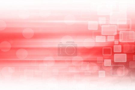 Red Abstract background Design