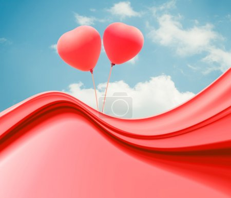 Photo for Valentines Day Background,Share Your Love - Royalty Free Image