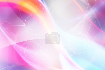 Photo for Abstract Multicolors Background - Royalty Free Image