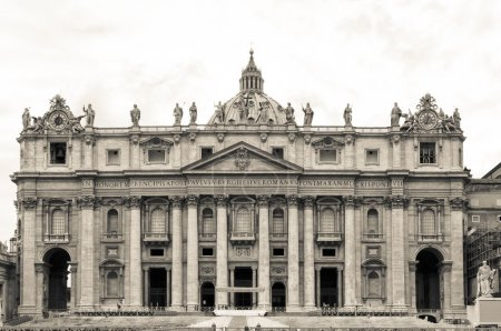 St. Peter Basilica , Vatican, Rome, Italy