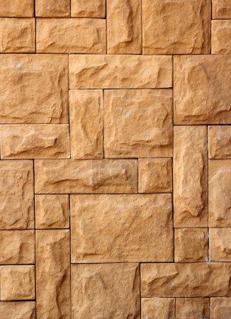 Photo pour Mur de briques texture - image libre de droit