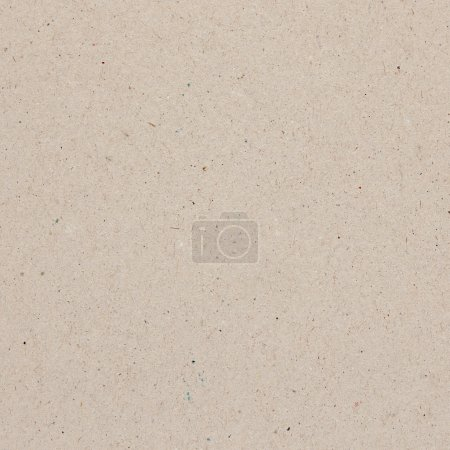Photo for Seamless paper texture or cardboard background - Royalty Free Image