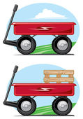 Toy wagon