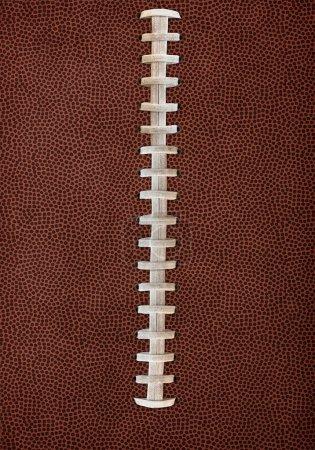 Football texture background